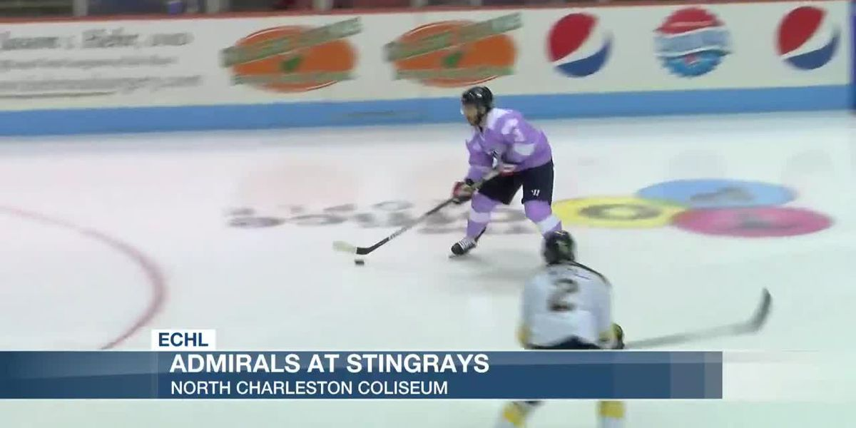 VIDEO: Stingrays stay hot with win over Norfolk