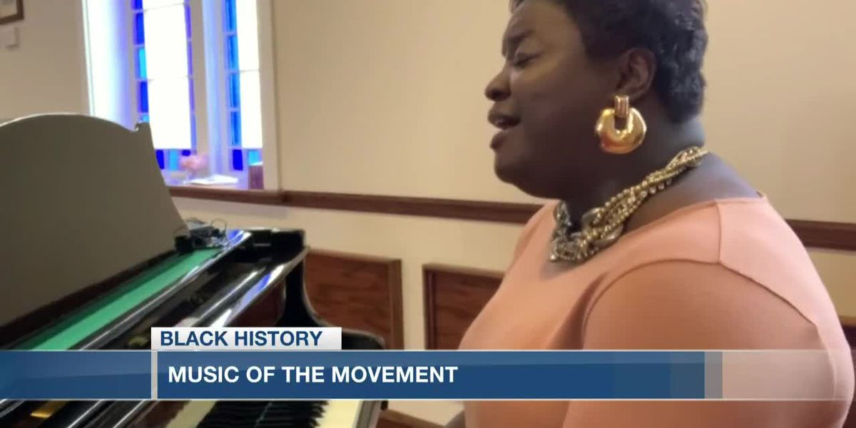 VIDEO: Music of the Movement: A Lowcountry gospel singer explains songs of Civil Rights era