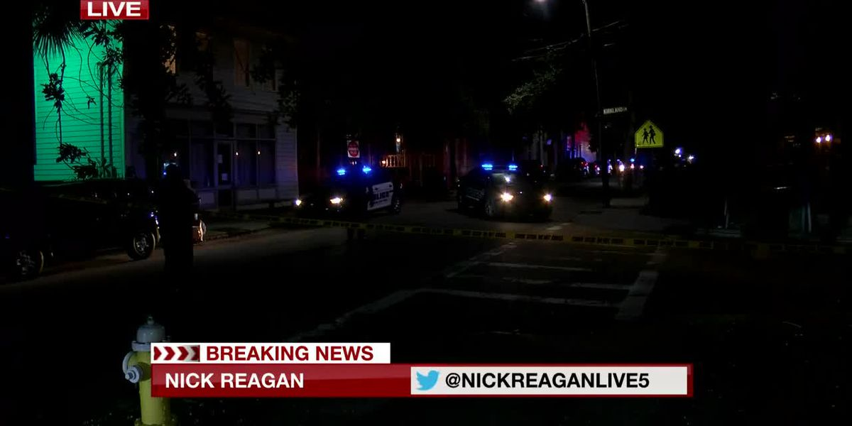 VIDEO: Police investigate shooting that sends man to hospital
