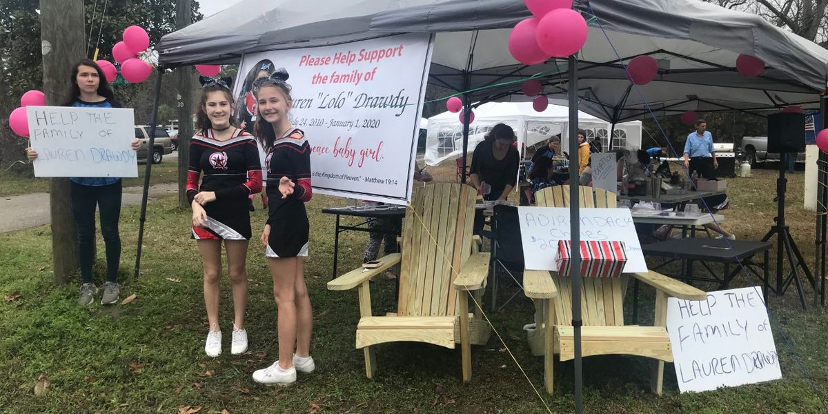 Cheer team, community raise money for mother of S.C. girl killed in hunting accident
