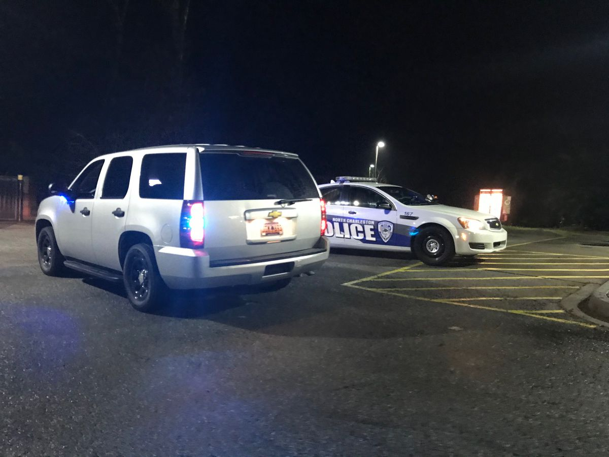 Shots fired in N. Charleston Waffle House parking lot, police say