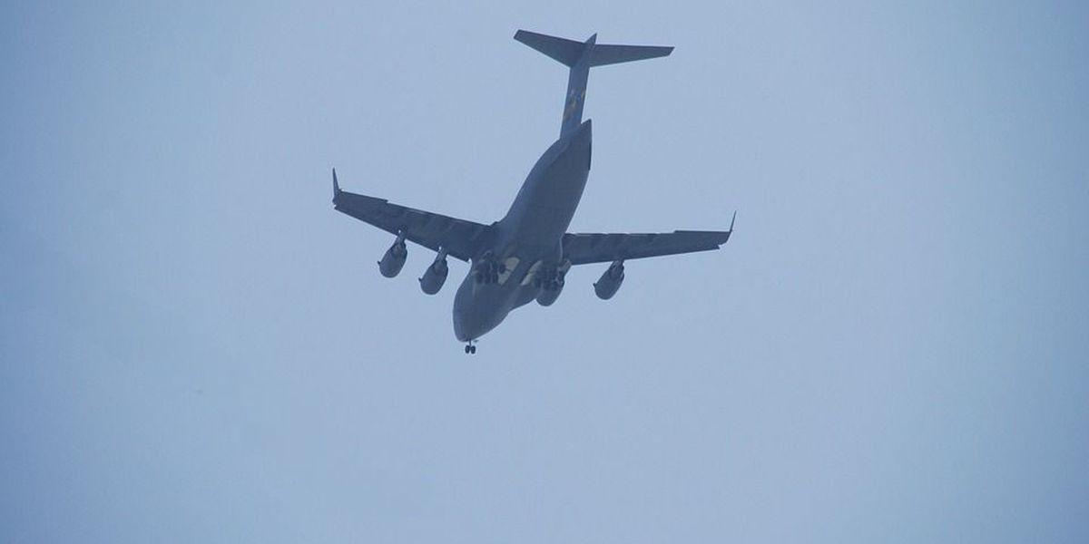 Military plane makes emergency landing at Joint Base Charleston