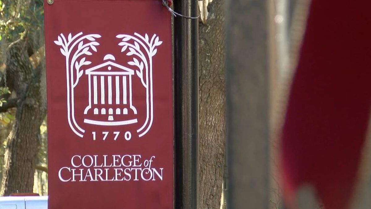 Campus visit begins Tuesday for CofC presidential candidates