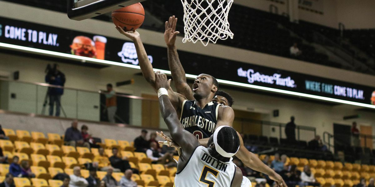 Cougars Roll To 10th Straight In 67-55 Road Victory at Towson