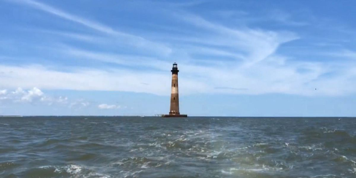 Morris Island lighthouse one step closer to being restored