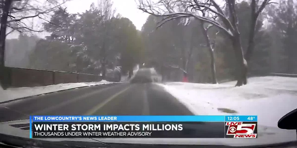 VIDEO: Winter storm impacts millions across country