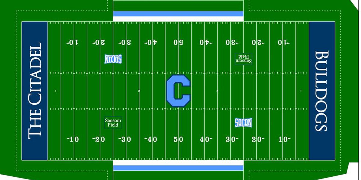 The Citadel's Hagood Stadium to Receive New Artificial Surface