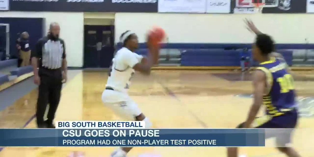 VIDEO: Charleston Southern places basketball on pause