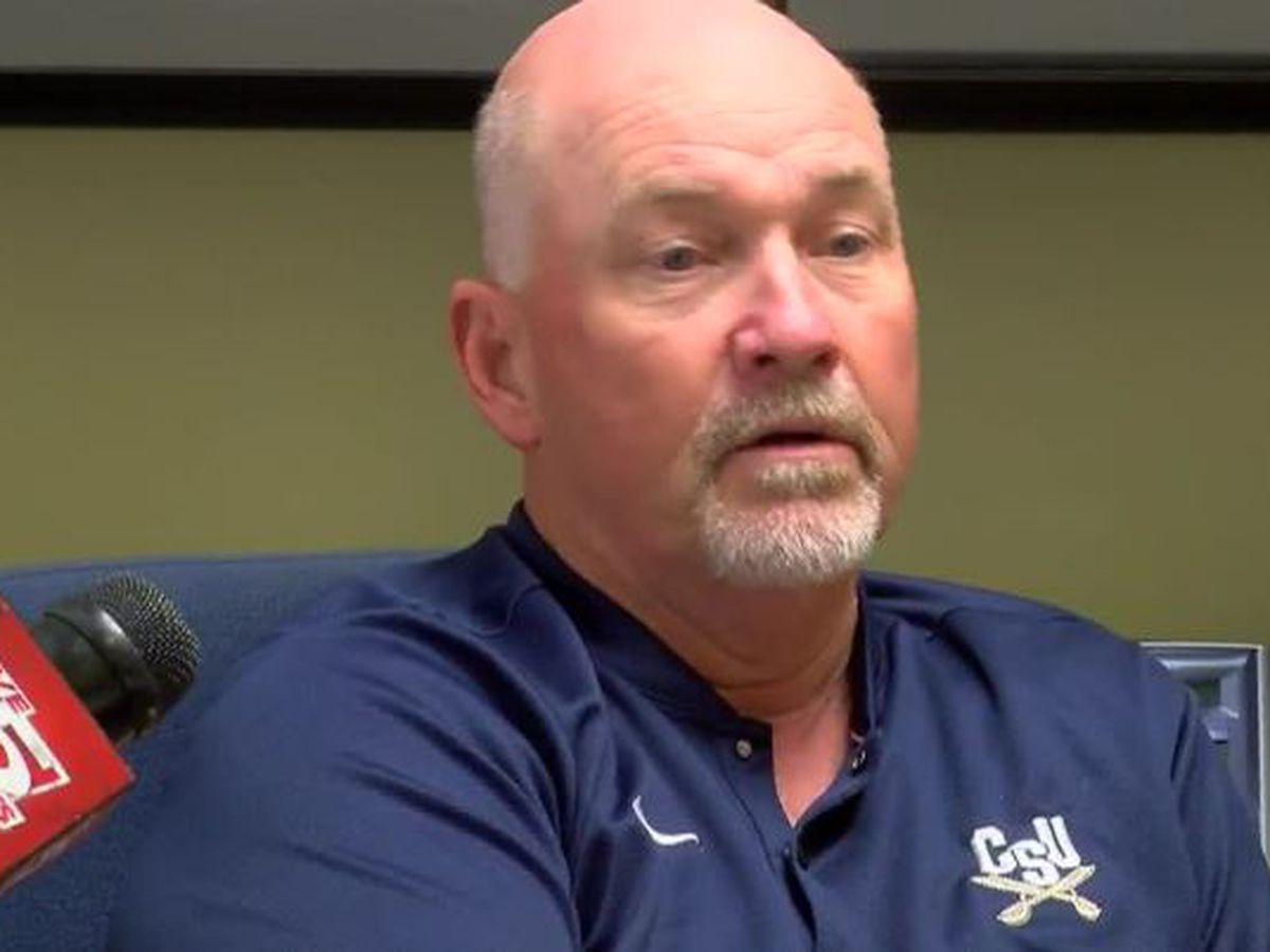RAW: CSU's Mark Tucker previews Presbyterian