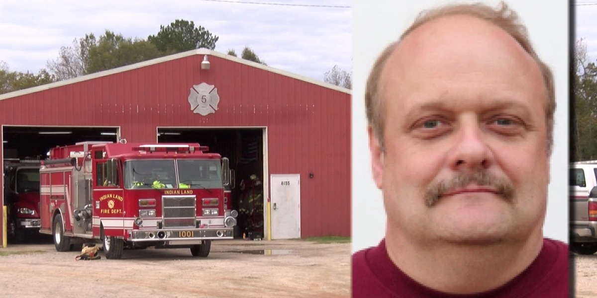 Community honors assistant fire chief killed while directing traffic in Lancaster County