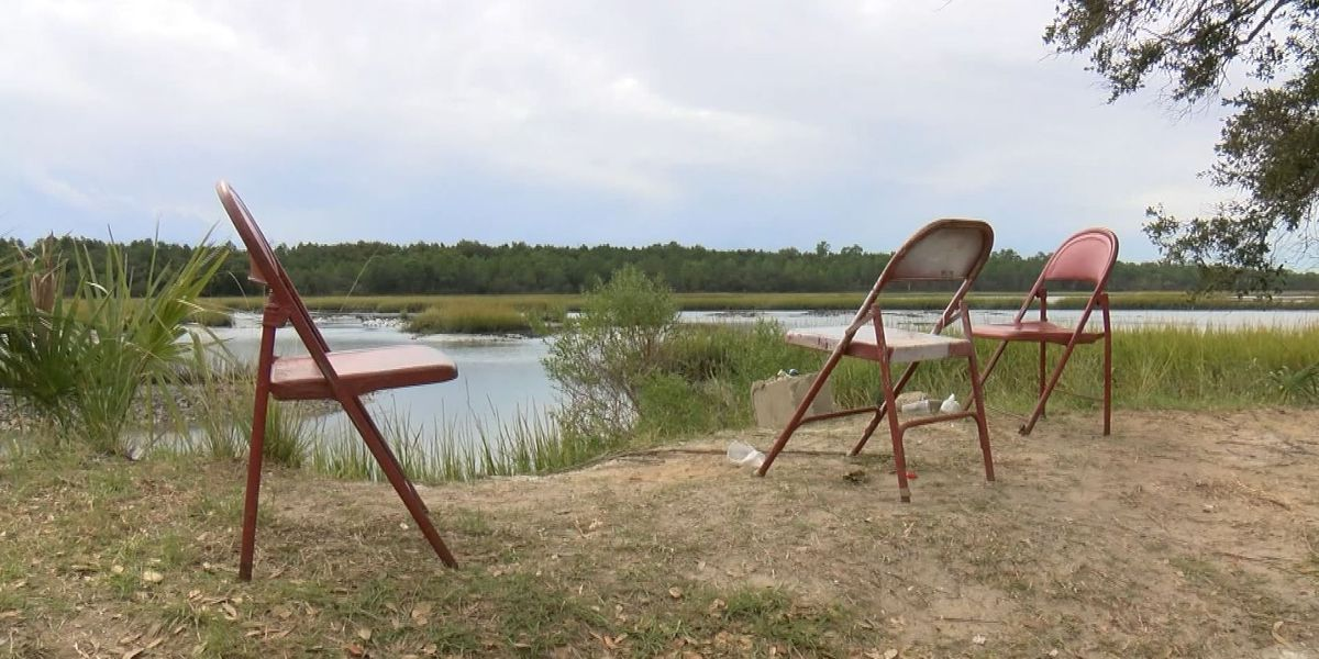 Mosquito Beach residents hoping to reclaim land from county