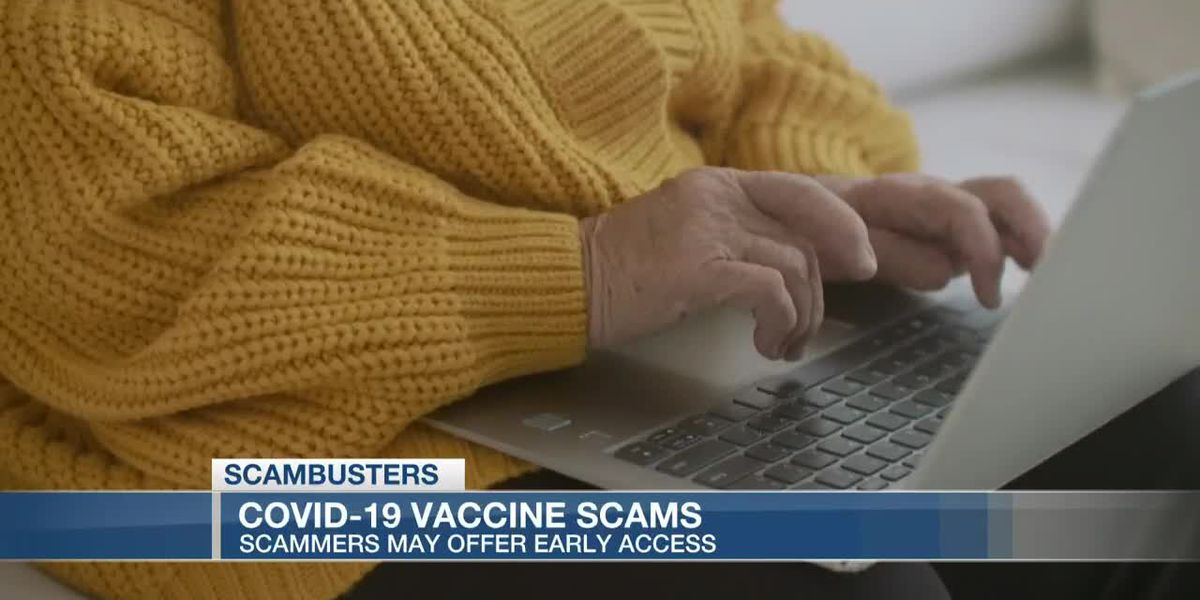 VIDEO: Live 5 Scambusters: Never pay to 'jump the line' for coronavirus vaccines