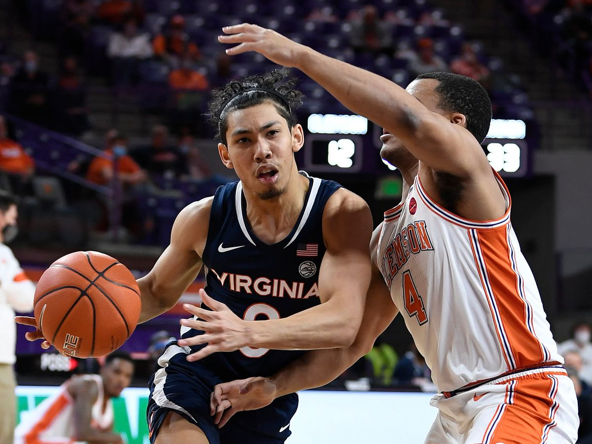 No. 18 Virginia routs No. 12 Clemson to stay perfect in ACC