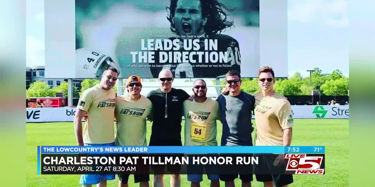 Charleston Pat Tillman Honor Run