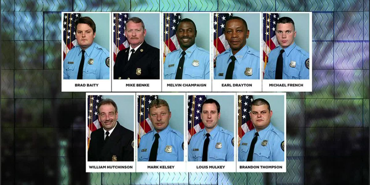 VIDEO: Charleston 9 remembrance ceremony set for Tuesday night
