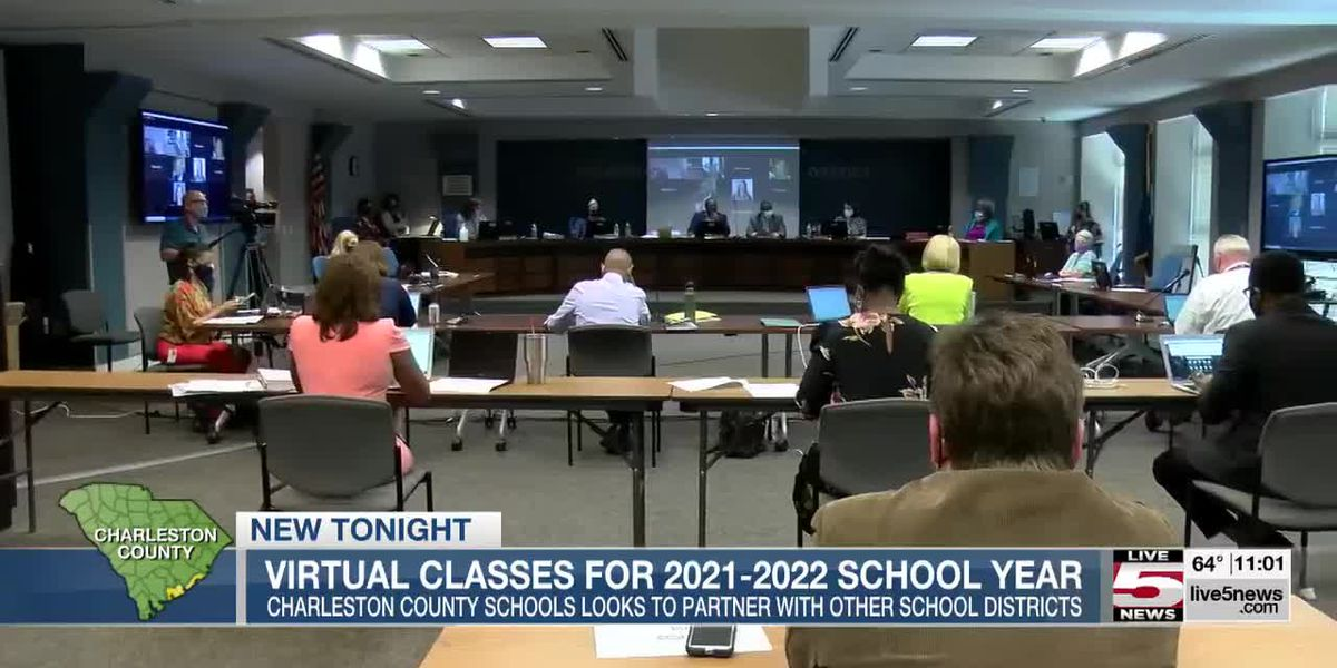 VIDEO: CCSD looks to partner with school districts for 2021-22 virtual academy