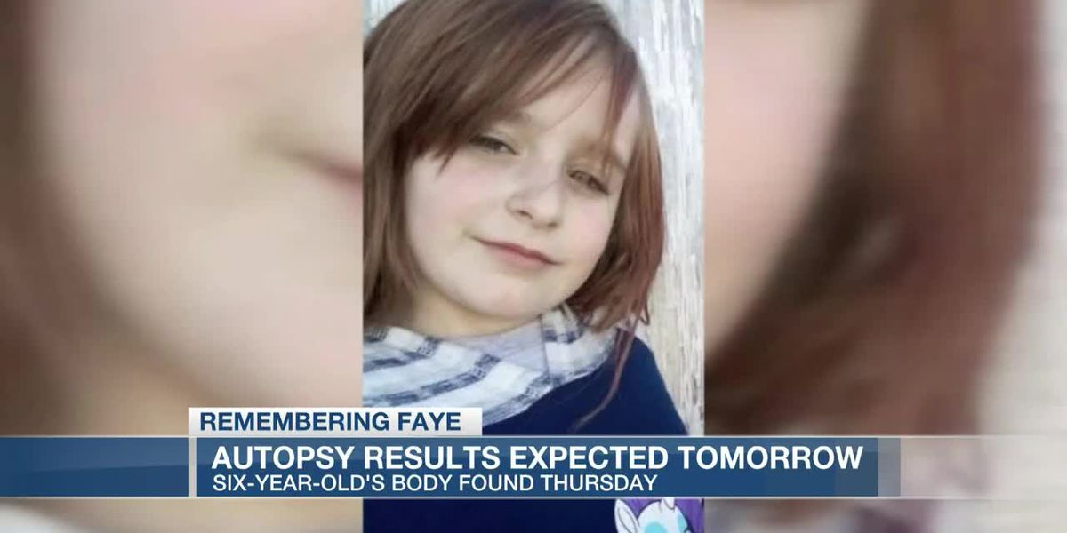 VIDEO: Autopsy results expected Tuesday in death of 6-year-old Faye Swetlik