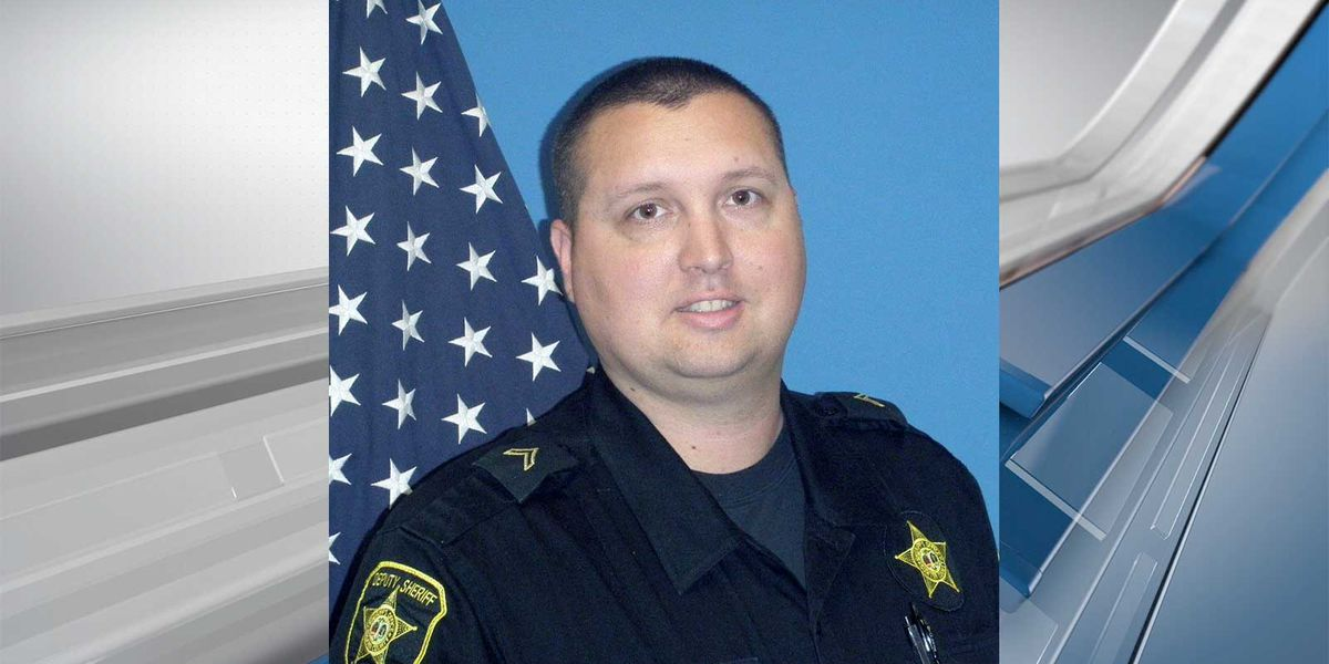 Funeral held for Sumter County Deputy Cpl. Andrew Gillette