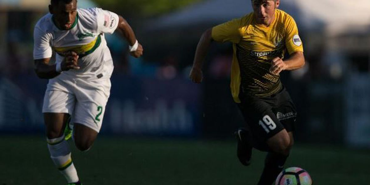 Charleston Battery re-signs Dante Marini