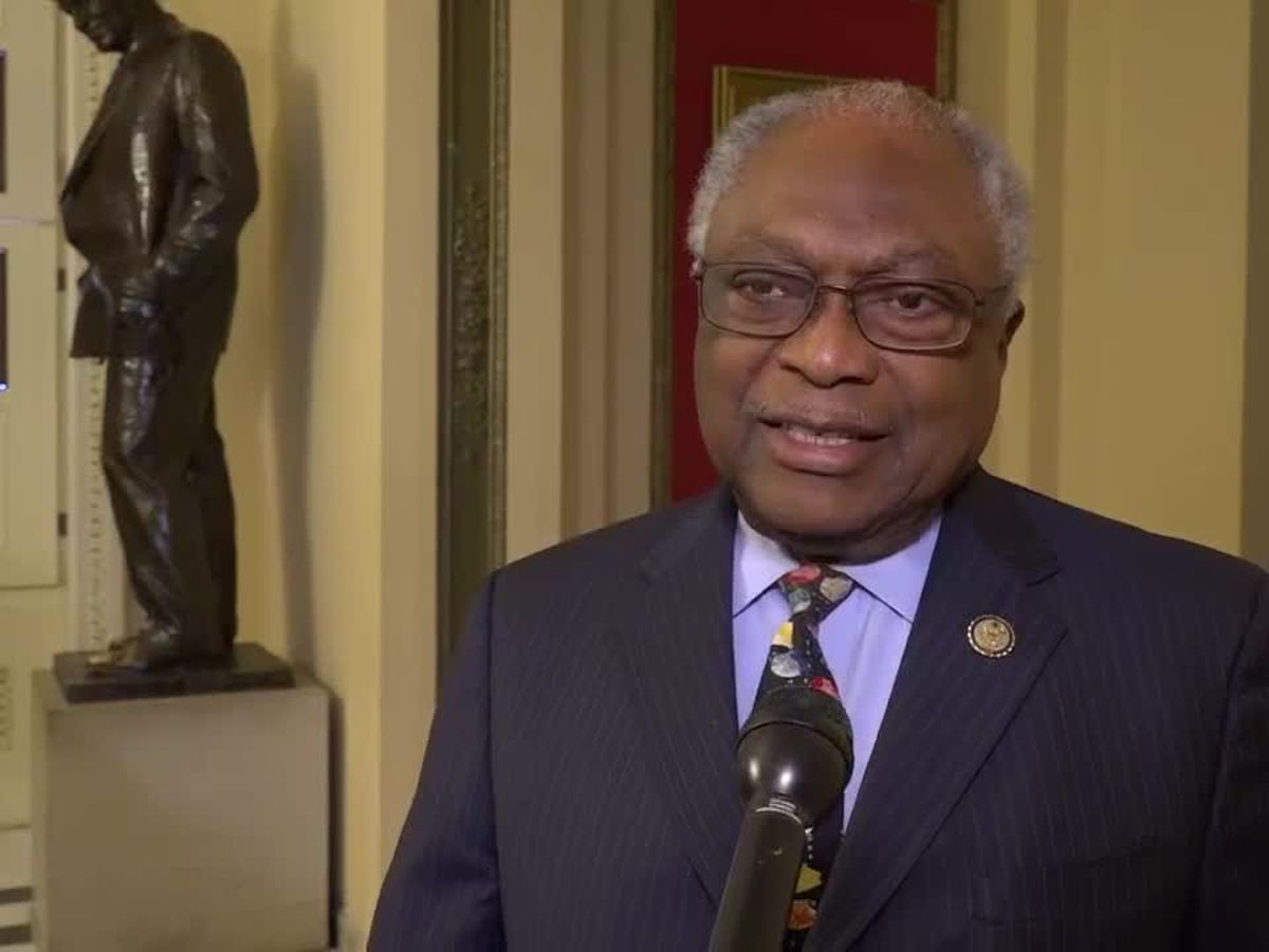 Rep. Jim Clyburn shares his political philosophy through turtles
