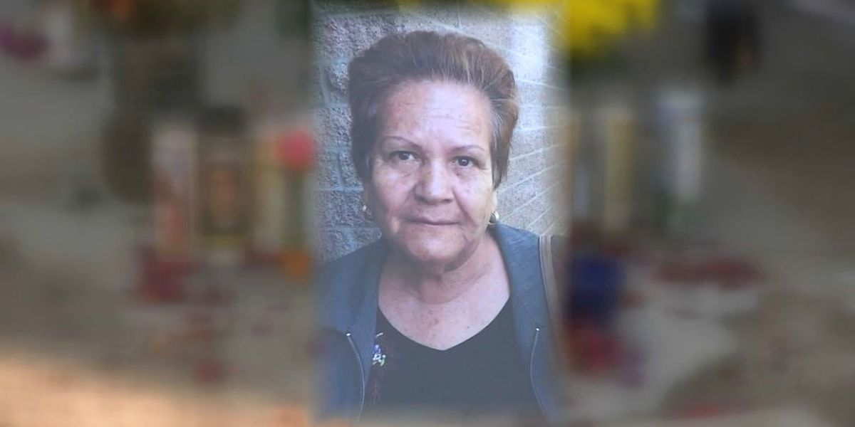 Great-grandmother killed while walking to church