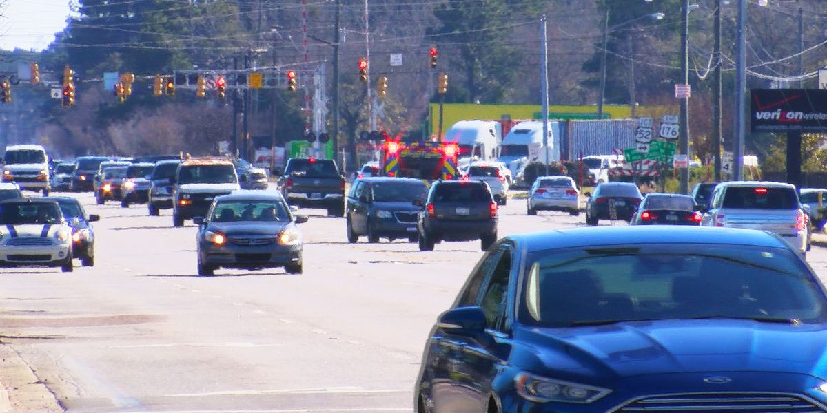 Crews to begin work on road with highest number of crashes in Goose Creek