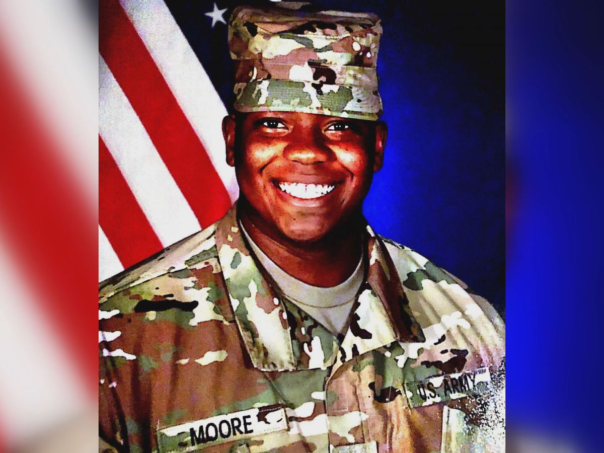 U.S. Army soldier from Wilmington dies overseas