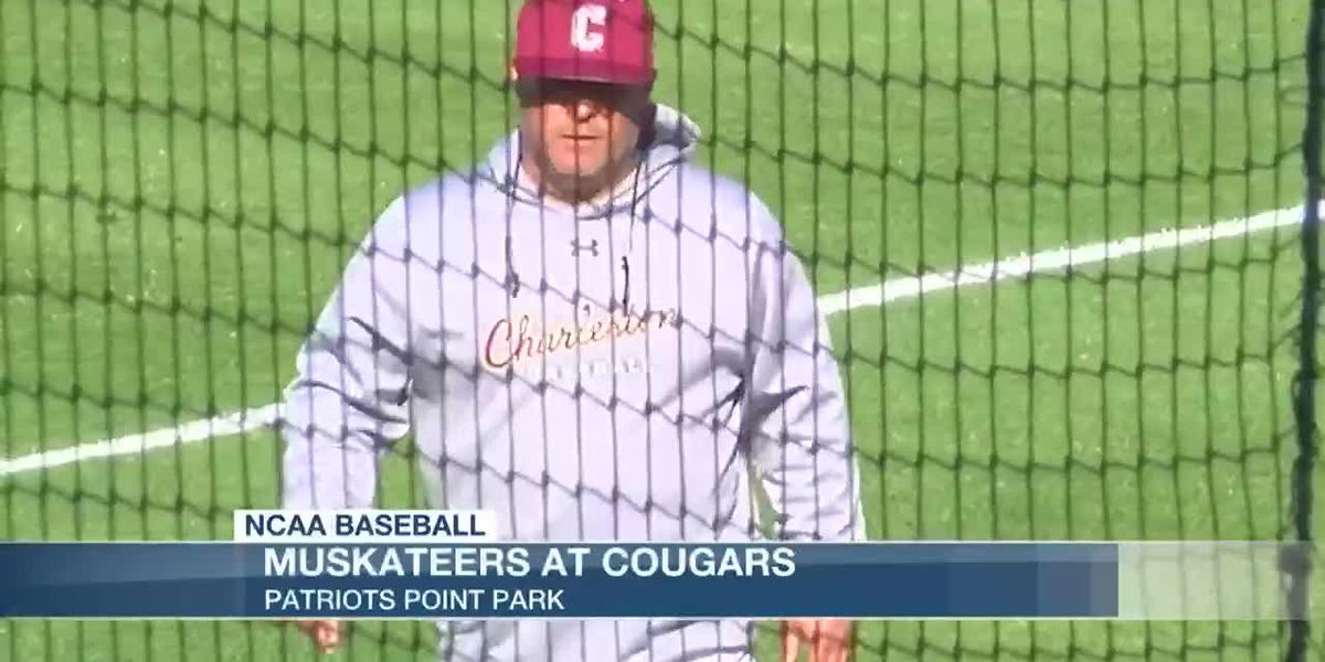 VIDEO: CofC gets win over Xavier on Friday
