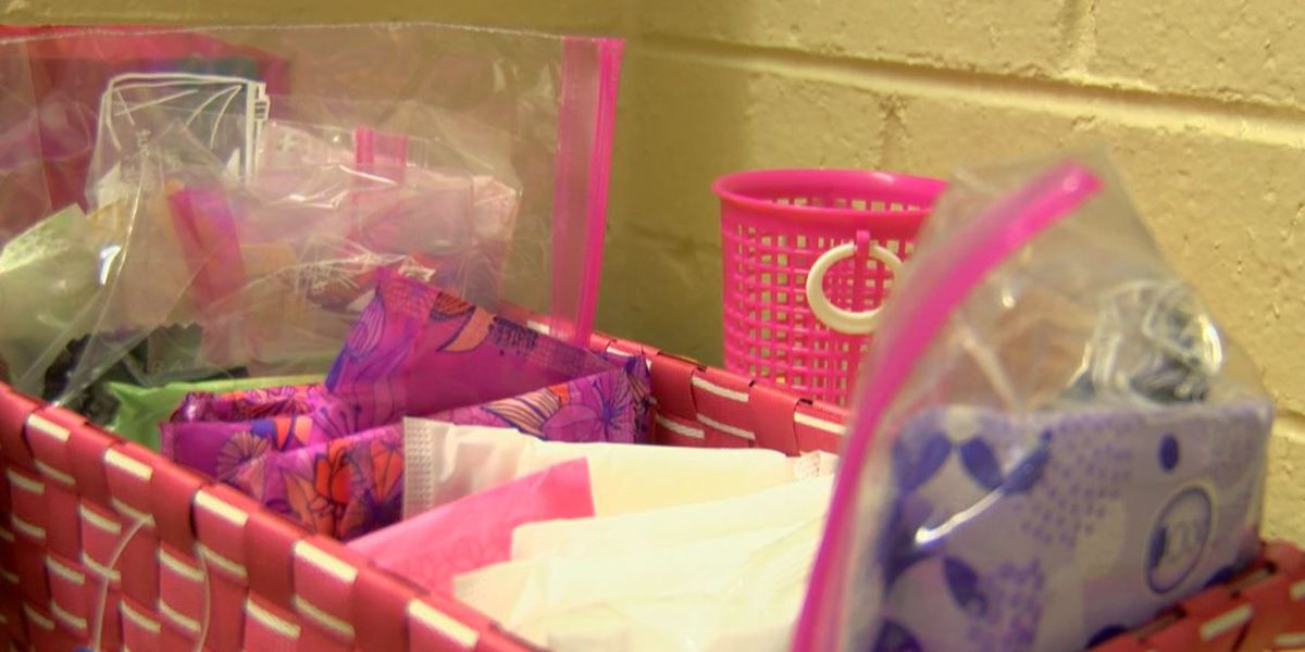 Homeless Period Project works to provide free hygiene products to students