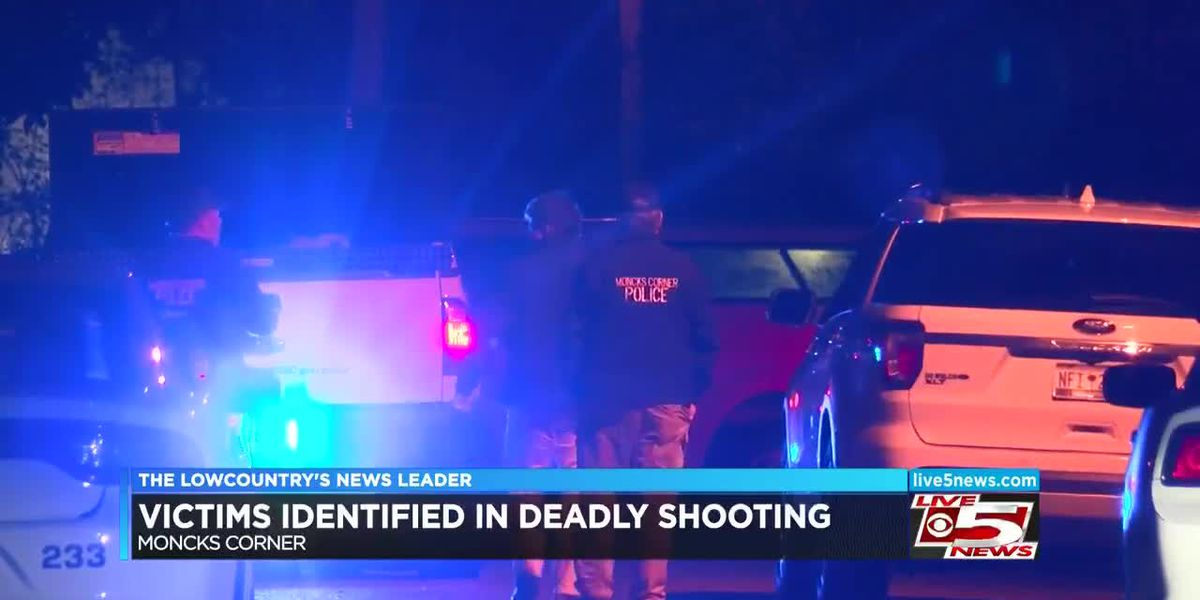 VIDEO: Victims identified in deadly 'domestic-related' shooting