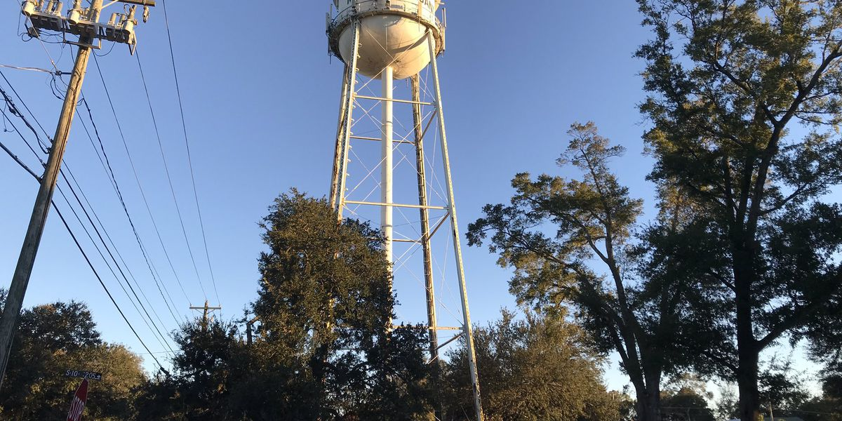 Replacement for Mount Pleasant water tower could cost nearly a million dollars