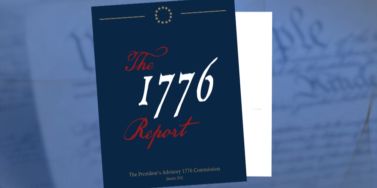 SC lawmakers may use Trump's 1776 Report to shape US history curriculum