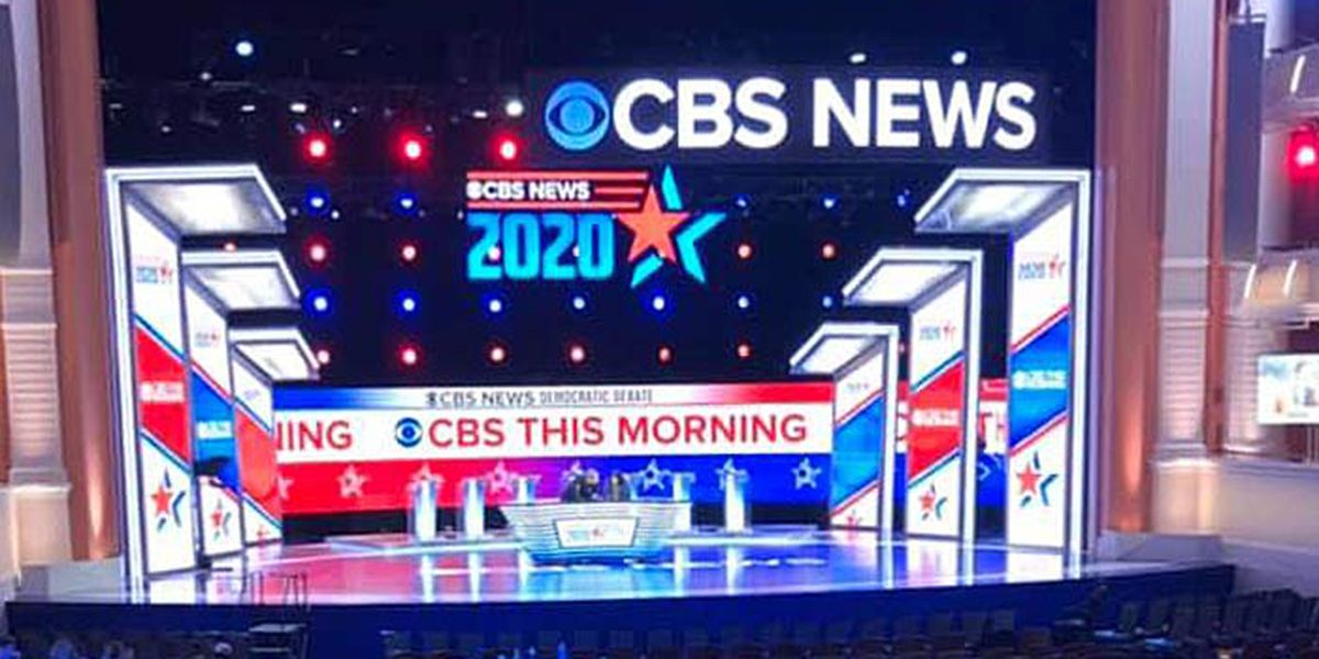 Charleston prepares for Democratic presidential debate Tuesday night