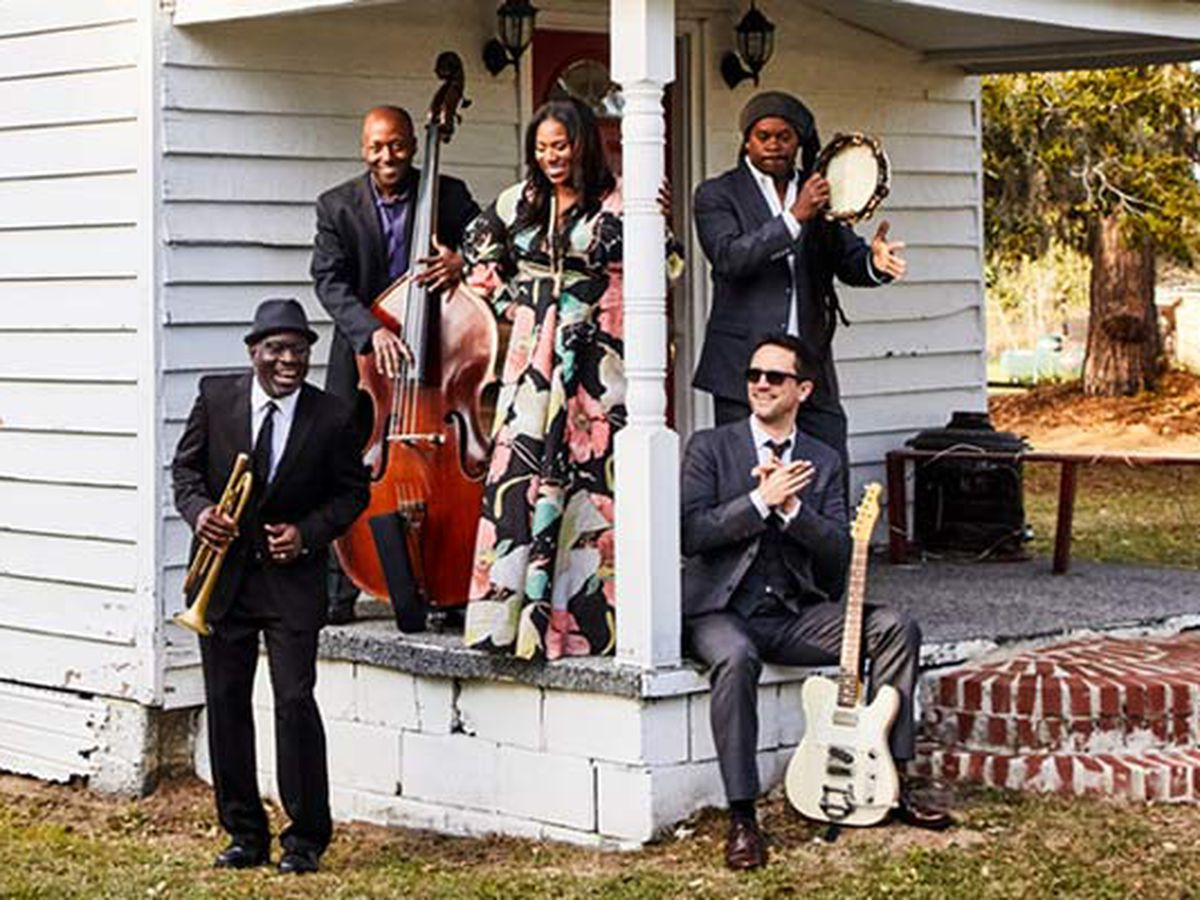 Local Gullah folk band up for Grammy Award