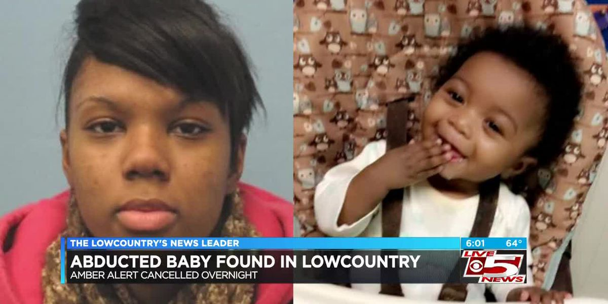 VIDEO: Deputies: Ohio mom accused of abducting infant daughter arrested in Walterboro; child safe