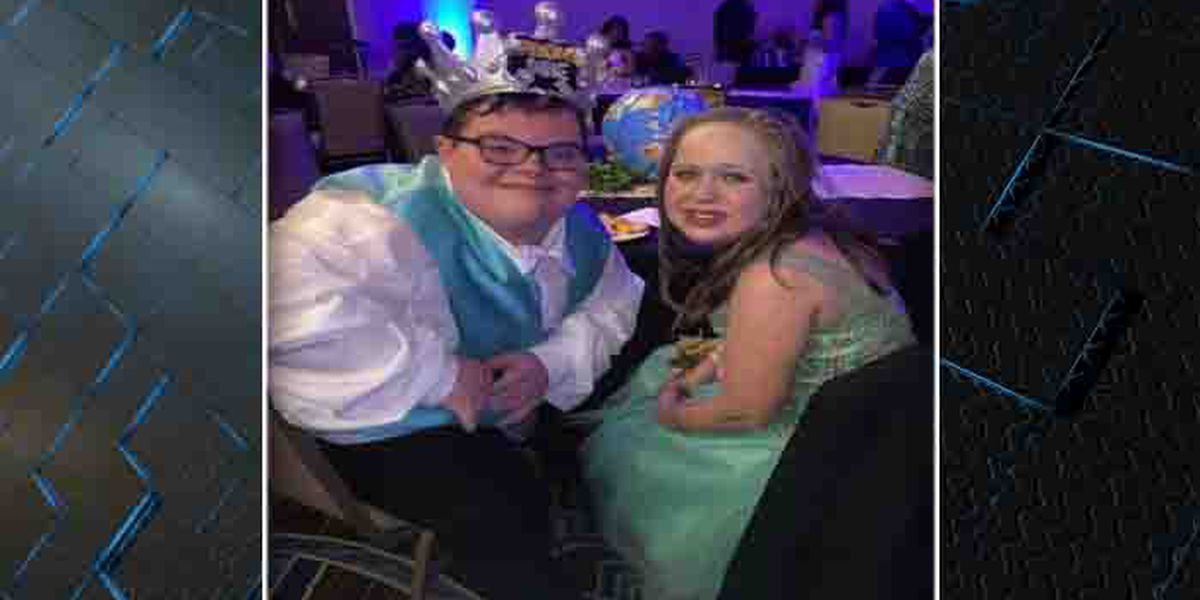 SC high school student lost race for prom king, but won every heart instead