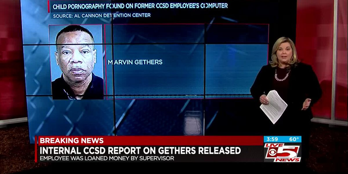 VIDEO: Internal CCSD report released on Gethers case