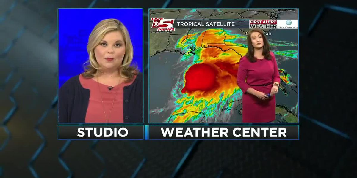 VIDEO: Live 5 News declares First Alert Weather day for Saturday because of rainfall potential