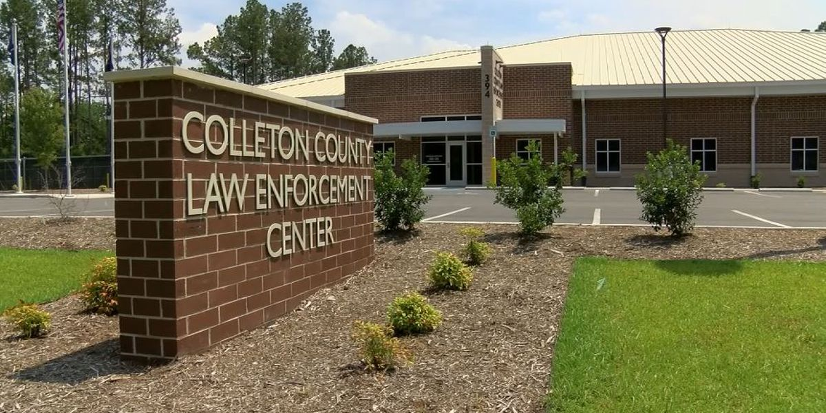 Coroner identifies inmate who died following 'medical episode' at Colleton County jail