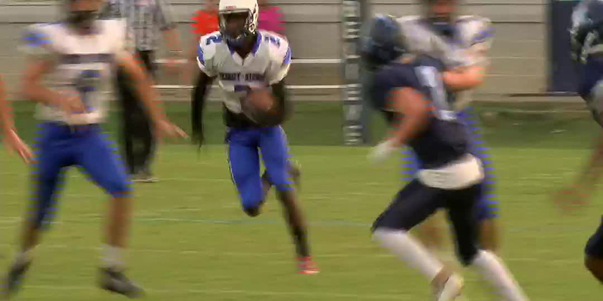 VIDEO: Trinity Byrnes at Pinewood Prep