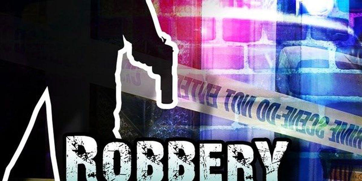 N. Charleston police investigating armed robbery