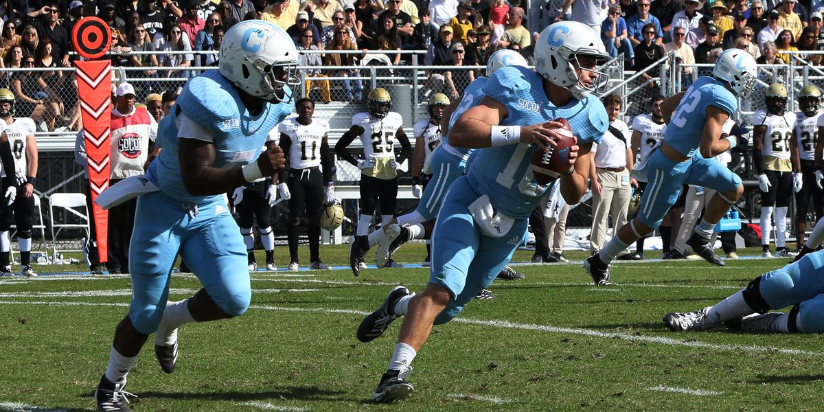 Wofford clinches SoCon title, defeats The Citadel 31-11