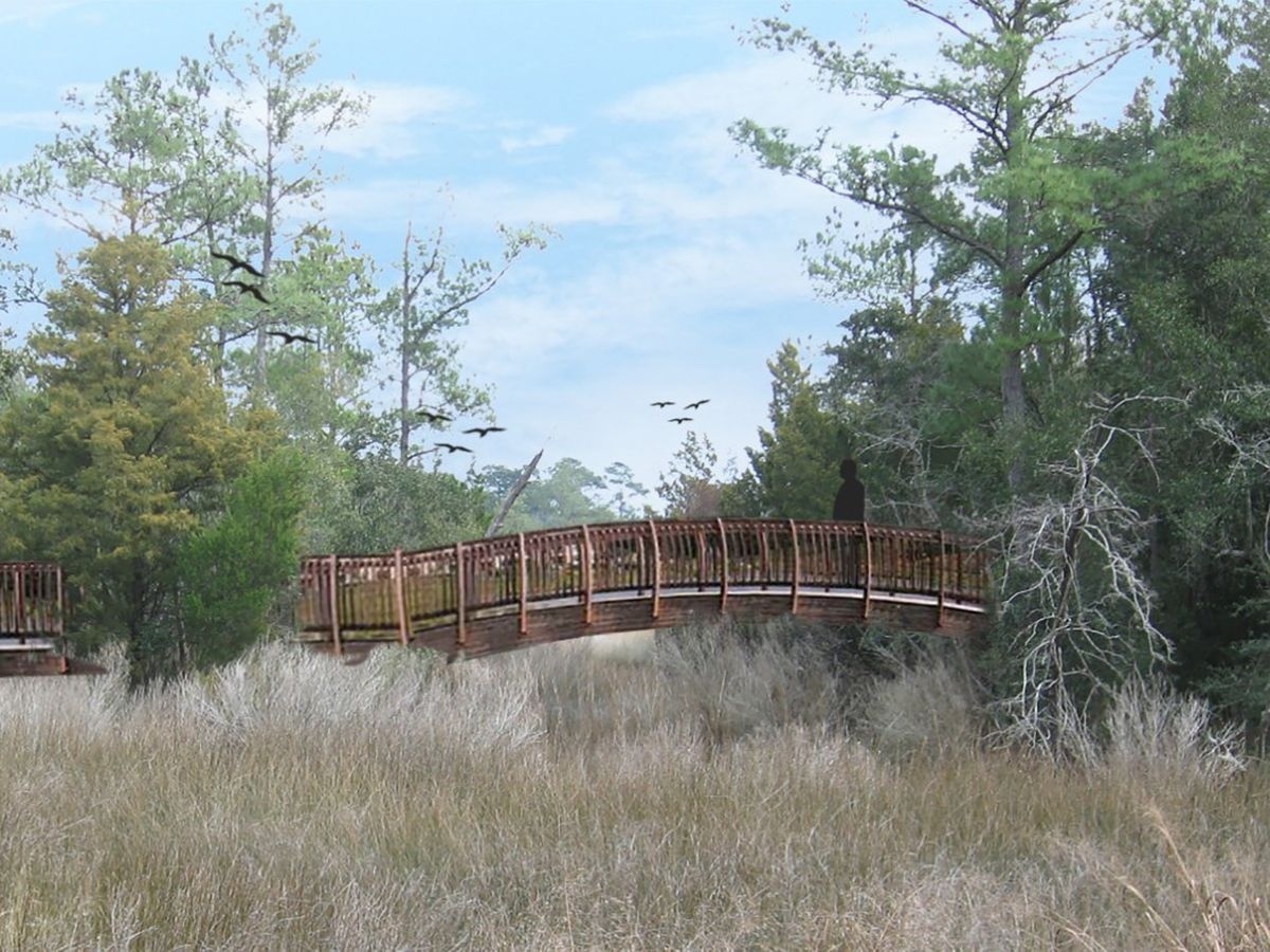 Construction to start soon on new pedestrian bridge in McClellanville