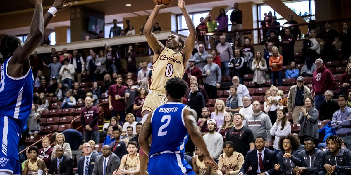 Charleston holds the line against Georgia State, 84-80