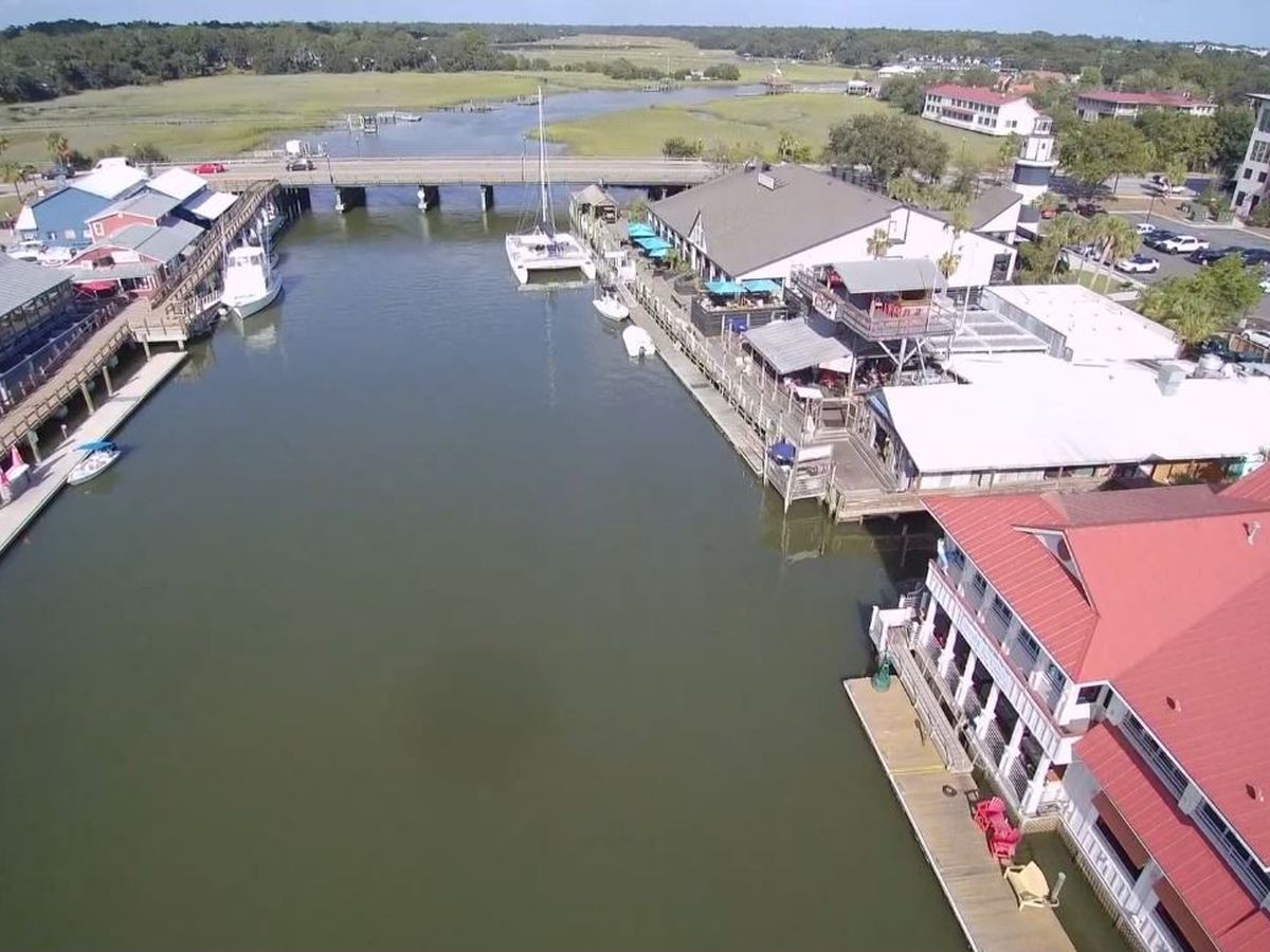 Greenbelt funds could save part of Wando dock at Shem Creek