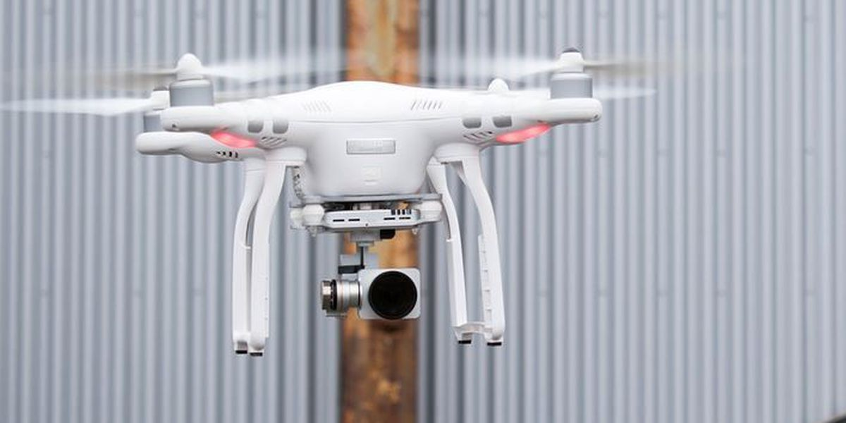 Charleston helicopter crash blamed on drone; FAA investigating