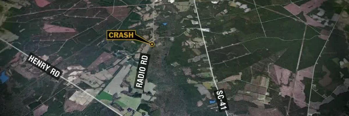 VIDEO: 3 killed in Williamsburg County crash