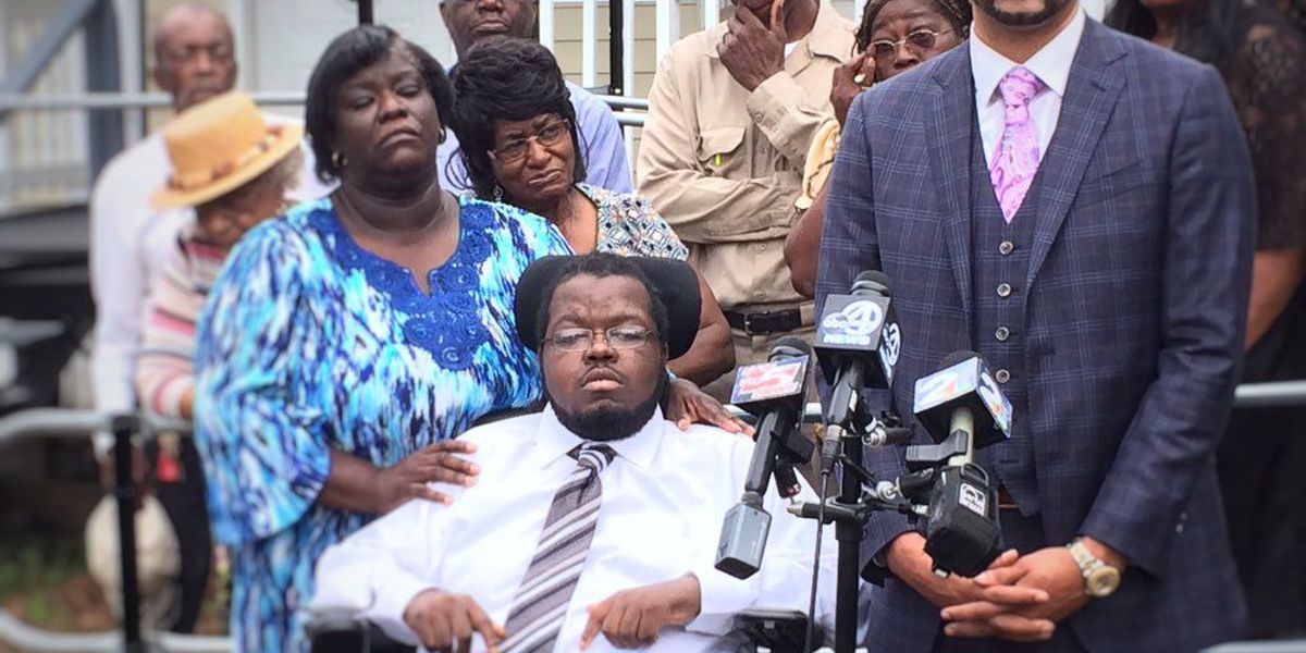 Man left paralyzed after being shot by Charleston Co. deputy awarded $750,000