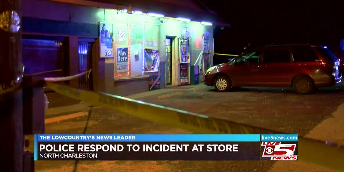 Authorities respond to incident at convenience store