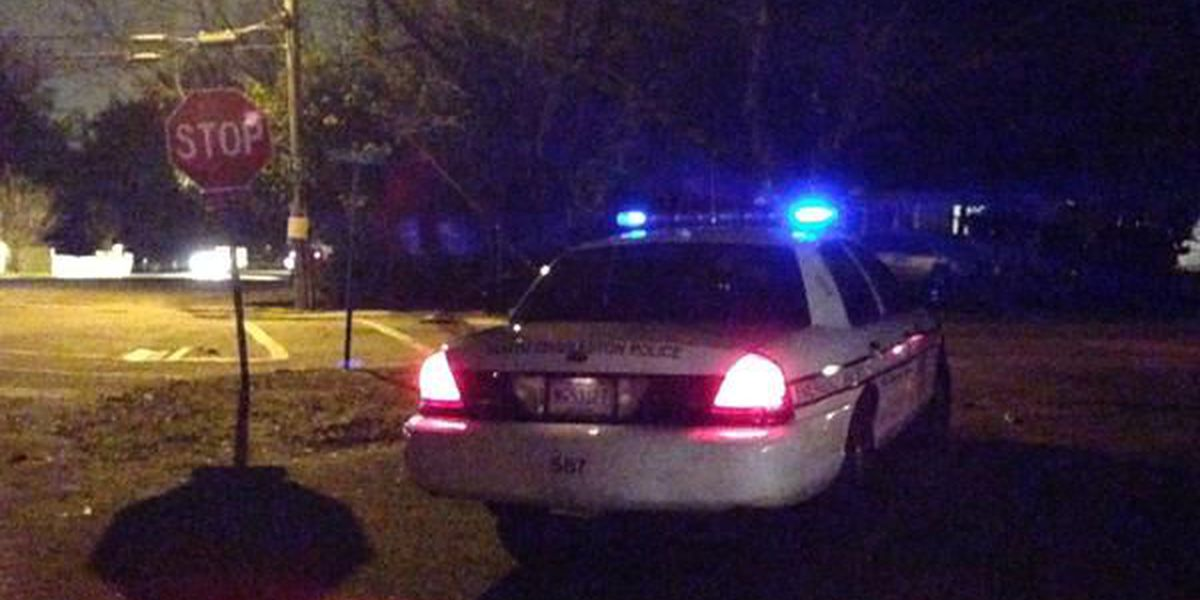NCPD: Man shot during alleged armed robbery